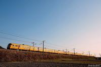 117系8連。 - 山陽路を往く列車たち