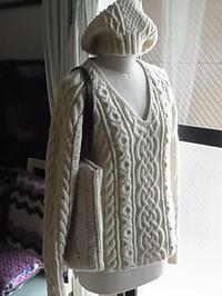 セーターとかカーディガンとかたくさん編めました - にっと&かふぇ