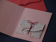 おそろいcard&envelope - small luxury