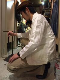 ホワイトxカーキ!!(大阪アメ村店) - magnets vintage clothing コダワリがある大人の為に。