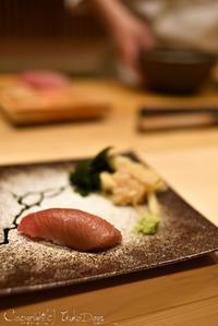 毎月でも通いたい!心地よい空間で頂く本格お寿司:『鮨 つきうだ』中目黒 - IkukoDays