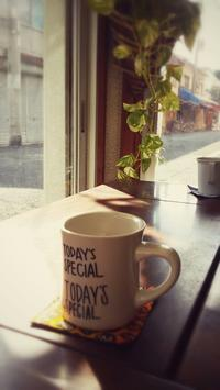 休日の朝に - 和合一致