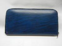 オーダー品(ラウンドファスナー長財布&カードケース) - 革職人 TOSHI