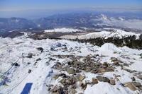 厳冬期の百名山へ「四阿山スノートレッキング」(5) - Photolog