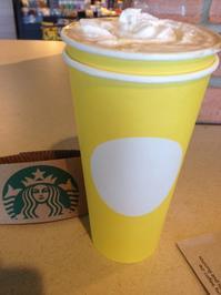 スタバ春のカップはお絵描き - 幾星霜Ⅱ