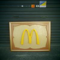 McDonald's - OIL SHOCK ZAKKA