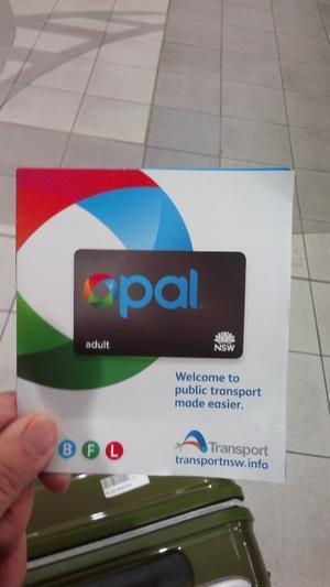 シドニーたび Opal購入 - Bonjour♪たぬきさん