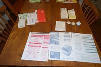 洗濯機を買ったので取扱説明書の整理収納をしました! - ヒト・コト・モノとの絆を深める 『絆 * 整理収納アドバイザー』河合善水のブログ