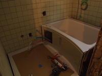 """""""浴室システムユニットバス""""新設工事中です。。 - 一場の写真 / 足立区リフォーム館・頑張る会社ブログ"""