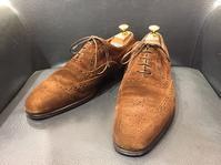 マジェの新相棒!!~「EDWARD GREEN MALVERN」~ - 日本橋三越2F 靴修理・靴お手入れ工房スタッフの日常(シューリペア工房)