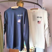 スタンダード・カリフォルニア 1967 L/S Tee - BEATNIKオーナーの洋服や音楽の毎日更新ブログ
