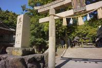 美保神社 - レトロな建物を訪ねて