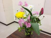 春のお花で☆ - Flower Days ~yucco*のフラワーレッスン&プリザーブドフラワー~