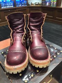 【WHITE'S】あえてハイシャイン - 玉川タカシマヤシューケア工房 本館4階紳士靴売場