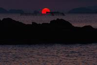 田尻のだるま朝日 - 写真ブログ「四季の詩」