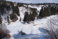 残雪 - 松之山の四季2