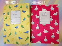鳥シリーズ A5ノート - ichioshiのイチオシ!