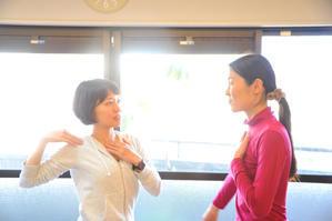 肩甲骨はもっと動く!「思考」のヨガをしよう - ヨガ・ソレイヤード Yoga Souleiado with Michiko