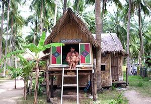 とっておきバンガローへ引っ越し♪ 赤ちゃんと旅するタイ2001年 - くーまくーま・旅のはなし