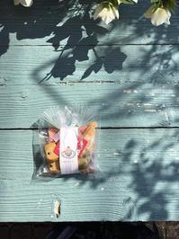 ありがとうの気持ちをこめて - 奈良の焼き菓子専門店 幸福スイーツ アルカイック