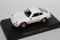 1/64 Kyosho PORSCHE 911 CARRERA RS 1973 - 1/87 SCHUCO & 1/64 KYOSHO ミニカーコレクション byまさーる
