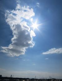 今日、見上げた空&歌 3/17 - Aloha Kayo-s Style