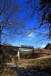 水ぬるむ - 今日も丹後鉄道
