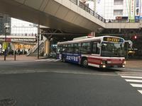 立川バス(立川駅北口→拝島営業所) - バスマニア Bus Mania.JP