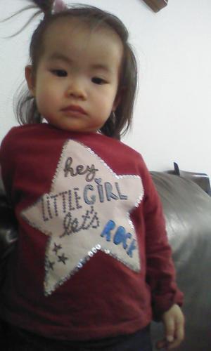 娘の髪型 - mimi*日記