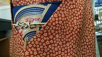 トルソーさん着物チェンジ!~桜柄の小紋でお花見コーデ - たんす屋新小岩店ブログ