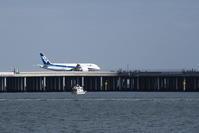 HND - 85 - fun time (飛行機と空)