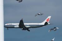 HND - 86 - fun time (飛行機と空)