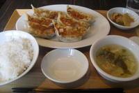 蒼龍唐玉堂 龍土町(そうりゅうとうぎょくどう りゅうどちょう) 『大餃子定食』 - My favorite things