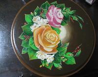 塗り絵 - ミディアムプードル 。  バンワ~ルド