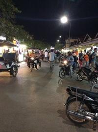 夜の街へ オールドマーケットベトナム→カンボジア→タイ南部横断の旅2017 - Hawaiian LomiLomi  ハワイのおうち 華(レフア)邸