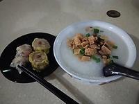 朝シャン前の朝粥はトアパヨで♪ - よく飲むオバチャン☆本日のメニュー