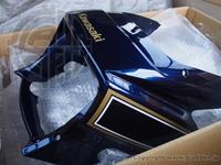 KAWASAKI ZRX1200DAEG オールペイント - カスタムペイント・スタジオグラッデン作業日誌