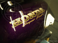 HONDA CB1300SF オールペイント - カスタムペイント・スタジオグラッデン作業日誌