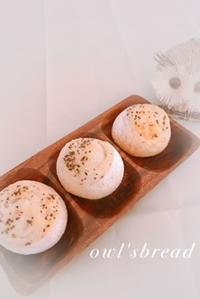 マスタードブレッド - owl's bread パン日記
