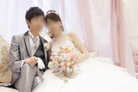 新郎新婦様からのメール アニヴェルセルみなとみらい様へ 結婚式の幸せが蘇るブーケ - 一会 ウエディングの花