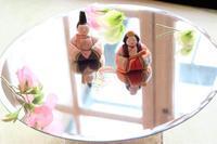 横浜山手西洋館 ひな祭り装飾2017 山手111番館 - 木洩れ日 青葉 photo散歩