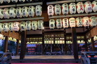 京都東山花灯路 3月5日 -八坂神社 奉納舞踊- - ぴんぼけふぉとぶろぐ2