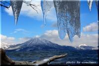 三月の支笏湖 3 - 北海道photo一撮り旅