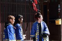 近江八幡左義長祭り・・・祭り美人 - 趣味人のれんず