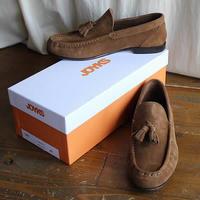 JOYKS (ジョイックス) 『tassel suede loafer』 - 奈良県のセレクトショップ IMPERIAL'S (インペリアルズ)