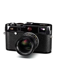 Leica M Black Amber - view