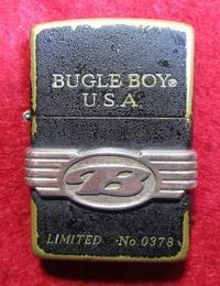 BUGLE BOY USA 限定ZIPPO - 軍装品・アンティーク・雑貨 パビリオン