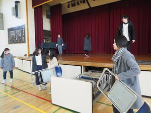 3/17 坂戸市立桜中学校 - 武蔵野美術大学 旅するムサビプロジェクト