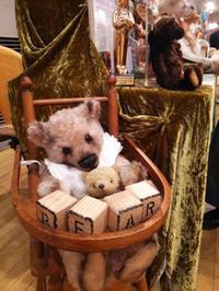 ジャパンテディベアフェス1日目ありがとうございました。 - Baby Talk Bears