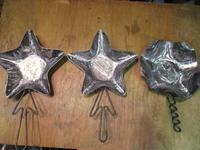 星 - 金属造形工房のお仕事